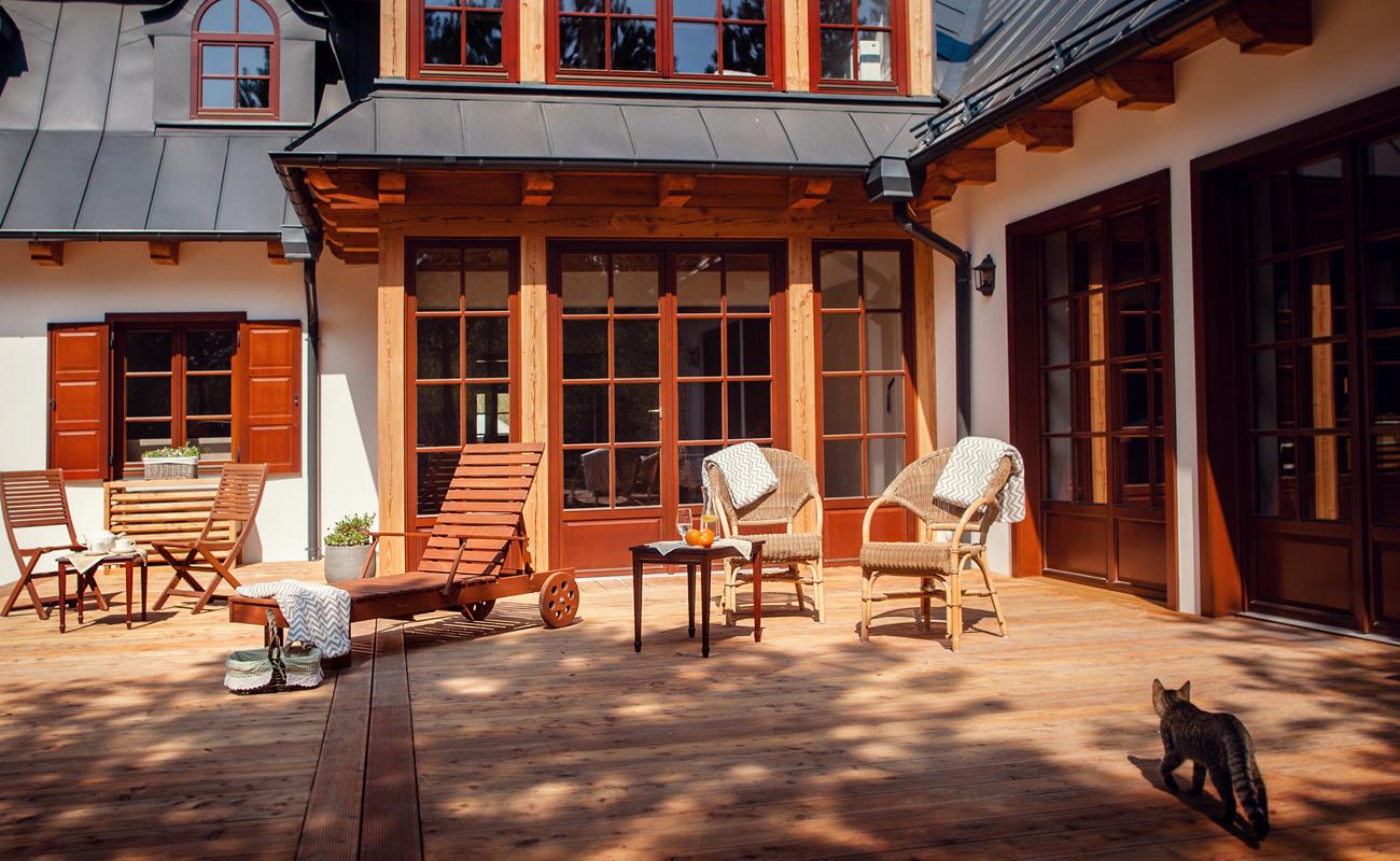 profesjonalne zdjęcia wnętrz Kazimierz Dolny