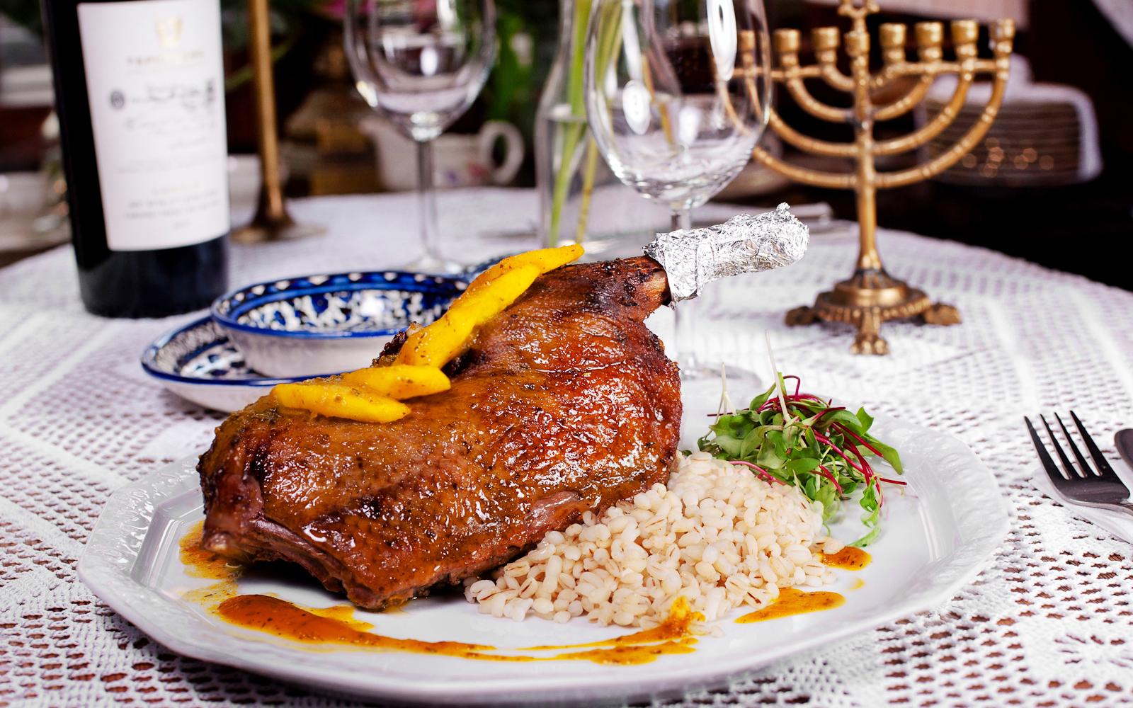 kuchnia zydowska
